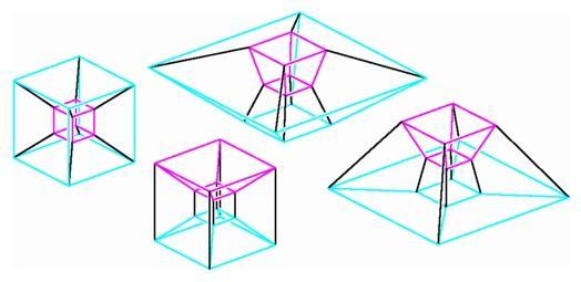 animating the hypercube
